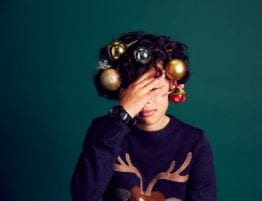 holiday advice for anxiety
